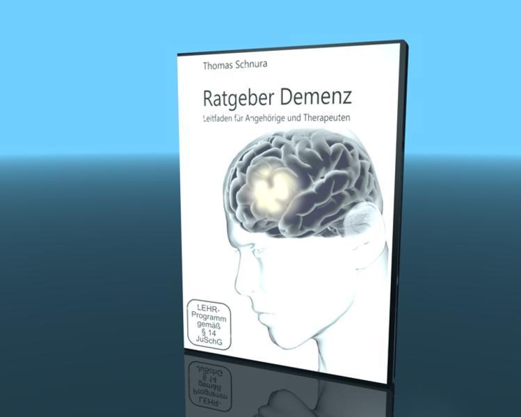 Ratgeber Demenz - Coverbild