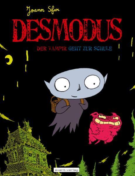 Desmodus der Vampir Bd. 1 - Coverbild