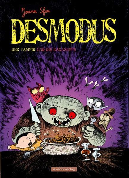 Desmodus der Vampir Bd. 4 - Coverbild