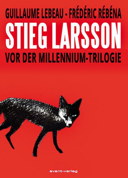 Stieg Larsson - Coverbild