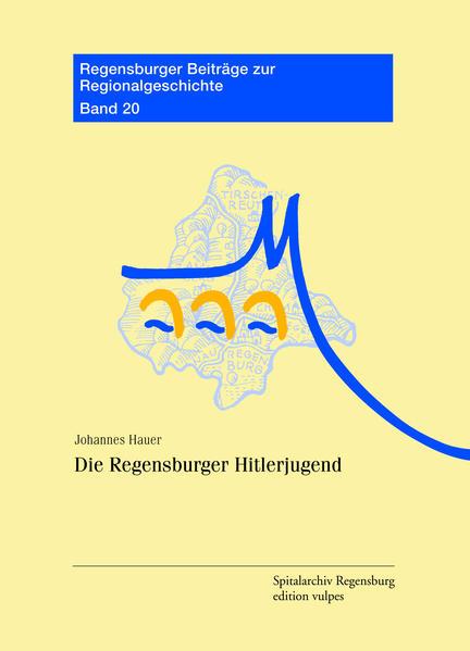 Die Regensburger Hitlerjugend - Coverbild