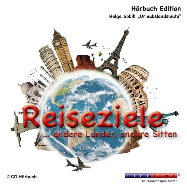 Reiseziele - Coverbild
