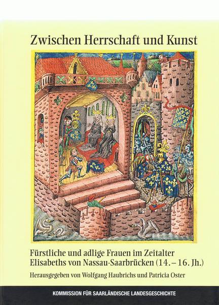Zwischen Herrschaft und Kunst - Coverbild