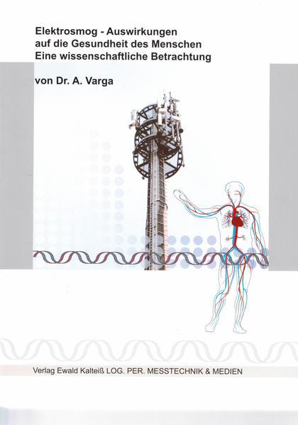 Elektrosmog - Auswirkungen auf die Gesundheit des Menschen - Coverbild