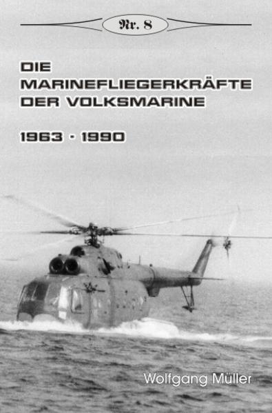 Die Marinefliegerkräfte der Volksmarine - Coverbild