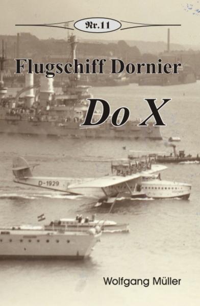 Flugschiff Dornier Do X - Coverbild