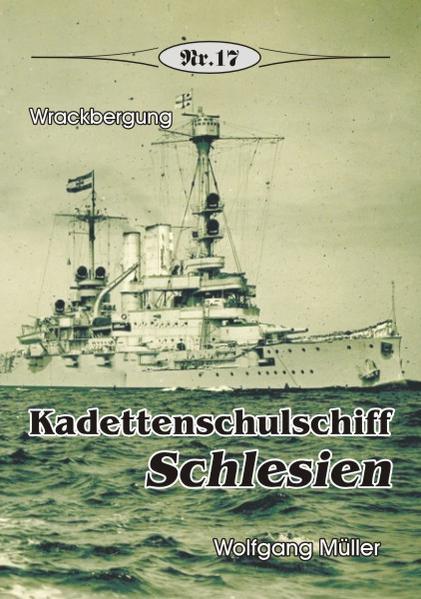 Kadettenschulschiff Schlesien - Coverbild