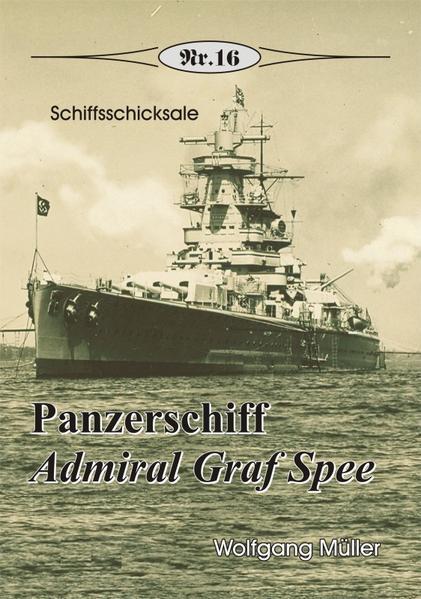 Panzerschiff Admiral Graf Spee - Coverbild