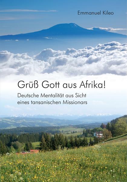 Grüß Gott aus Afrika! - Coverbild