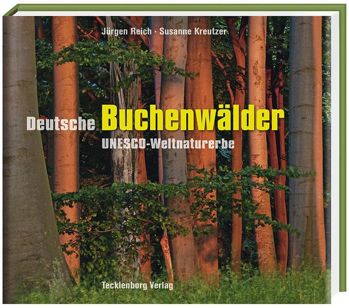 Deutscher Buchenwald - Coverbild