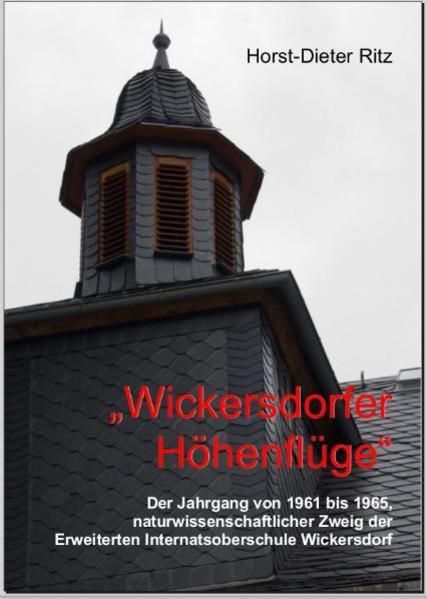 Wickersdorfer Höhenflüge - Coverbild