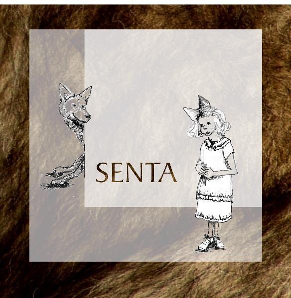 Senta-Episoden einer Schäferhündin - Coverbild