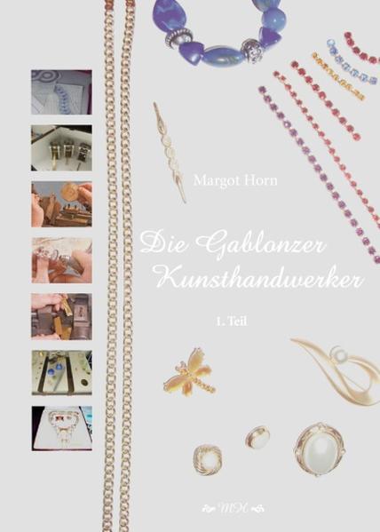 Die Gablonzer Kunsthandwerker - Coverbild