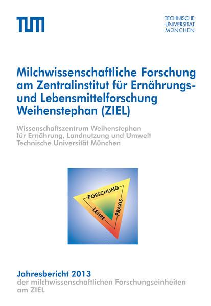 Jahresbericht 2013 - Coverbild