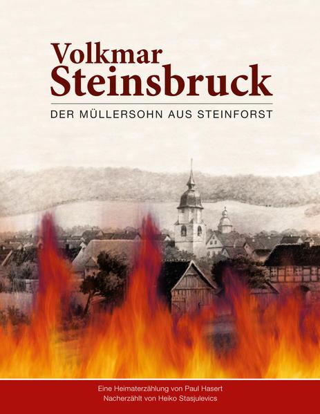 Volkmar Steinsbruck - Der Müllersohn aus Steinforst - Coverbild