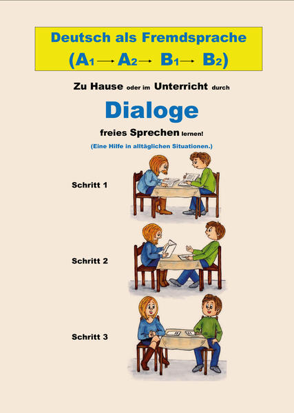 Deutsch als Fremdsprache - Coverbild