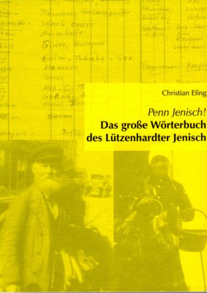 Das Lützenhardter Jenisch - Coverbild