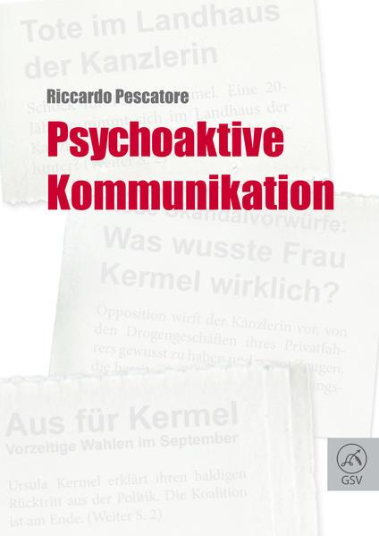 Psychoaktive Kommunikation - Coverbild