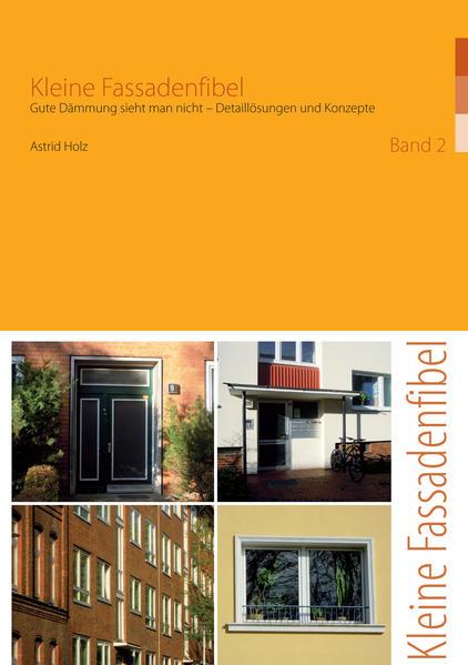 Kleine Fassadenfibel - Band 2 - Coverbild