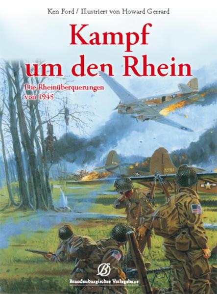 Kampf um den Rhein - Coverbild