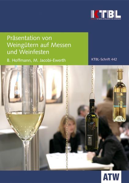Präsentation von Weingütern auf Messen und Weinfesten - Coverbild