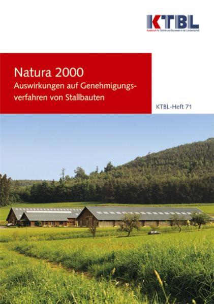 Natura 2000 - Coverbild