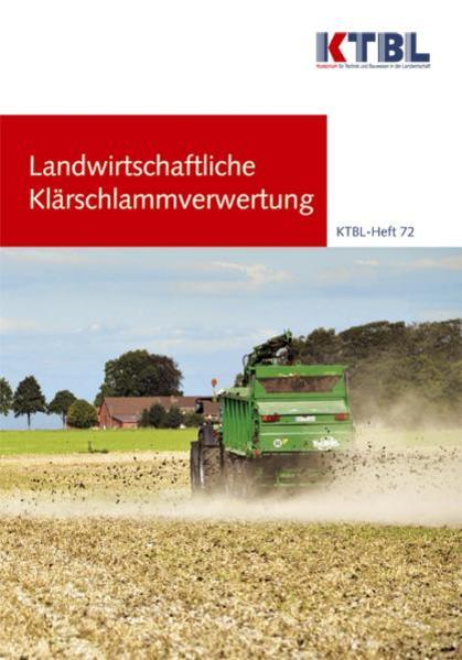 Landwirtschaftliche Klärschlammverwertung - Coverbild