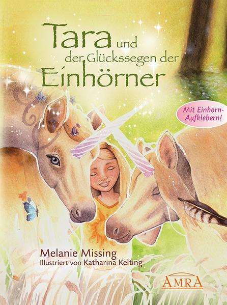 Tara und der Glückssegen der Einhörner - Coverbild