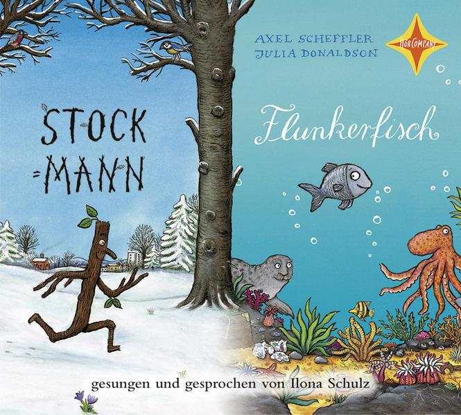 Stockmann / Der Flunkerfisch - Coverbild