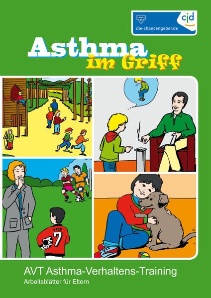 Asthma im Griff - Coverbild