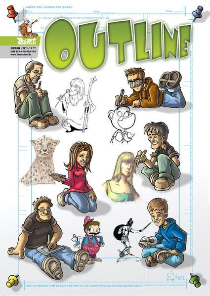 Outline - Coverbild