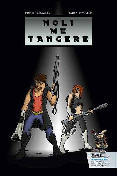Noli Me Tangere - Coverbild