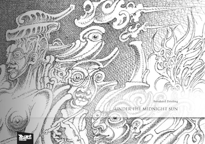 Under The Midnight Sun - Coverbild