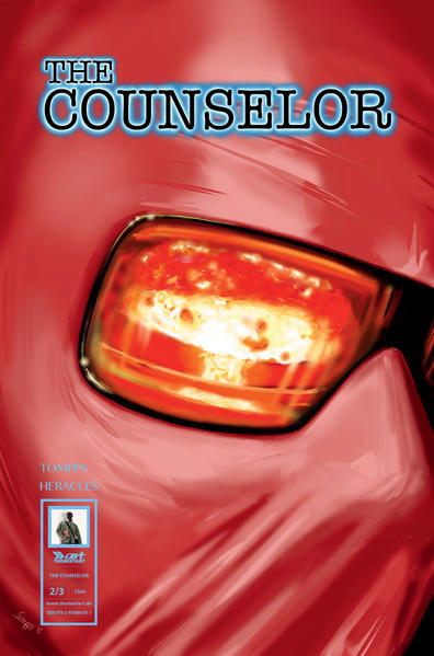 The Counselor - Coverbild