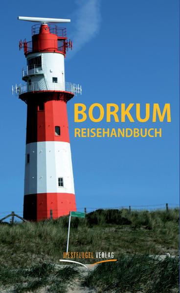 Borkum Reisehandbuch - Coverbild