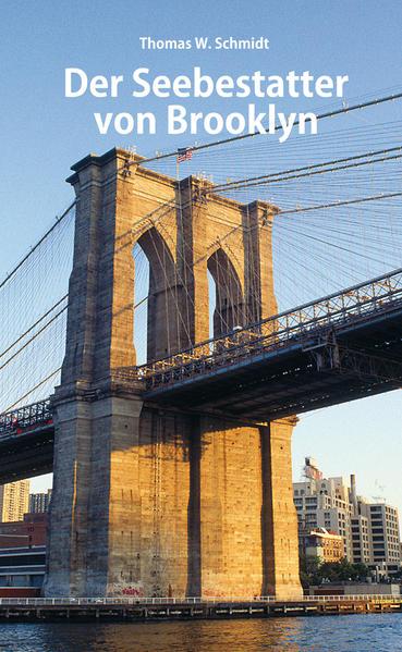 Der Seebestatter von Brooklyn - Coverbild