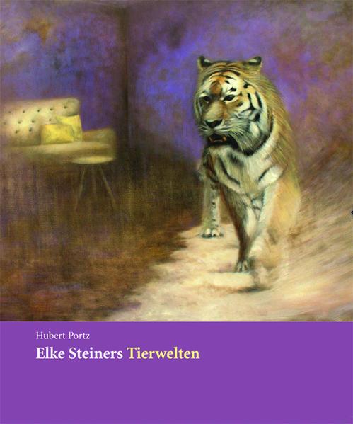 Elke Steiners Tierwelten - Coverbild