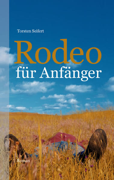 Rodeo für Anfänger - Coverbild
