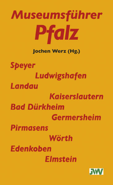 Museumsführer Pfalz - Coverbild