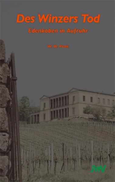 Des Winzers Tod - Coverbild