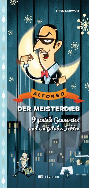 Alfonso, der Meisterdieb - Coverbild