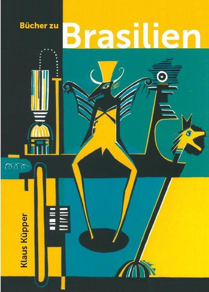 Bücher zu Brasilien - Coverbild