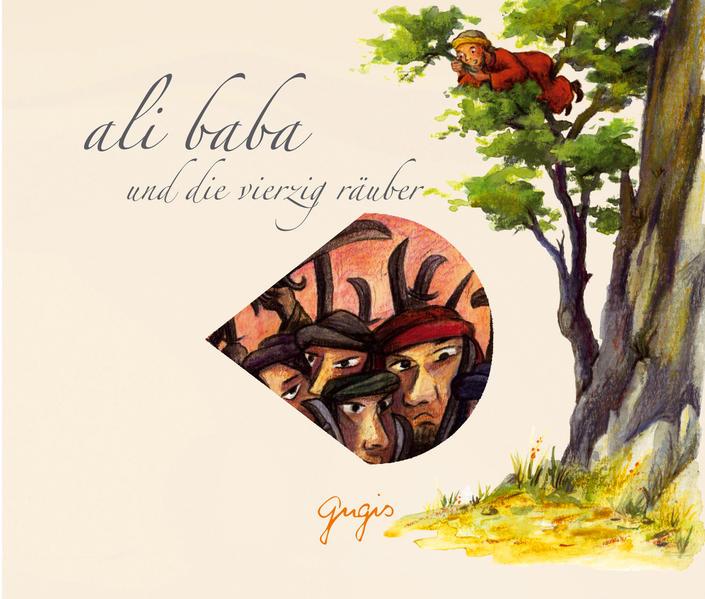 Ali Baba und die vierzig Räuber - Coverbild