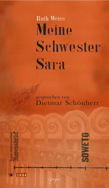 Meine Schwester Sara - Coverbild