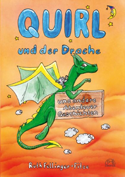 Quirl und der Drache - Coverbild
