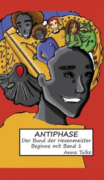 Antiphase - Coverbild