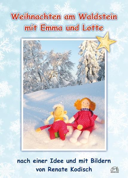 Weihnachten am Waldstein mit Emma und Lotte - Coverbild