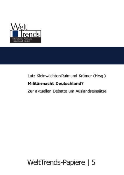 Militärmacht in Deutschland? - Coverbild
