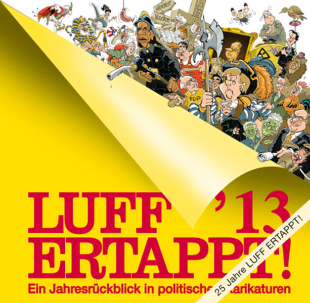 LUFF´13 Ertappt! - Coverbild