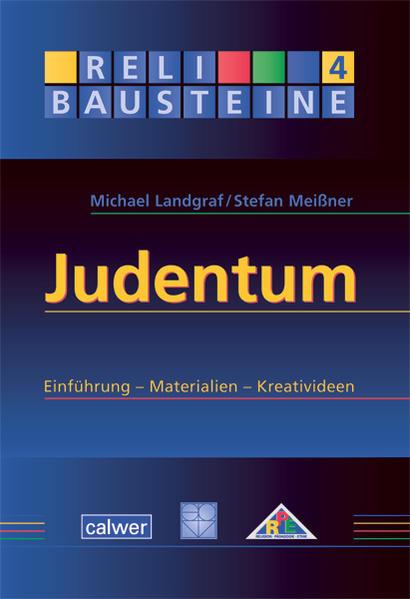 ReliBausteine 4: Judentum - Coverbild